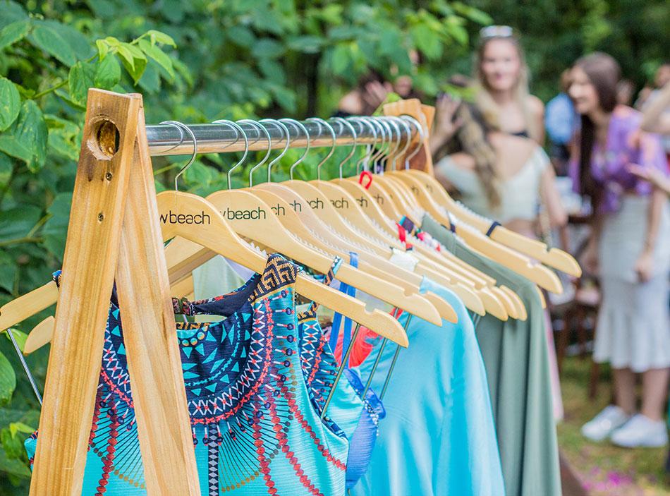 Stylish wardrobe creation